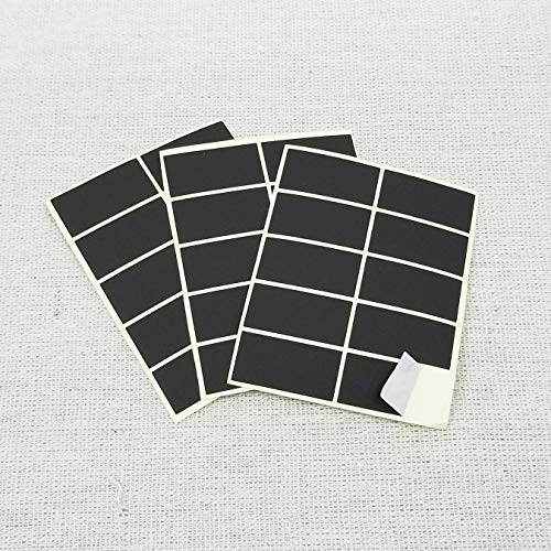 Rectangle Match Strikers 0.50' x 1.00' - Charcoal - 30 Pieces