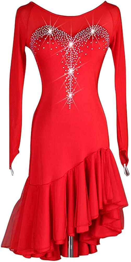 Max 62% OFF Max 81% OFF NAKOKOU Women Latin Dance Dress