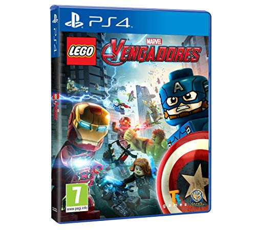LEGO Vengadores - Edición Exclusiva Amazon - PlayStation 4