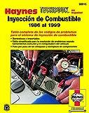 Inyeccion de Combustible 1986 al 1999