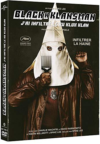 BlacKkKlansman-J'I infiltrēts The Ku Klux Klan