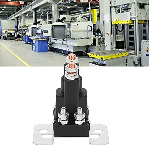 Relé aislador de batería, relé 12V 80A para componente de relé para cableado de compresor doble