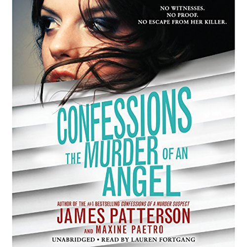 Confessions: The Murder of an Angel audiobook cover art