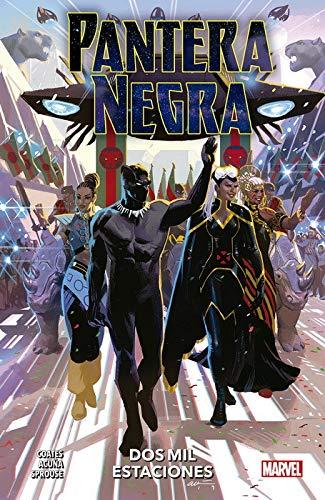 Pantera Negra 3. Dos mil