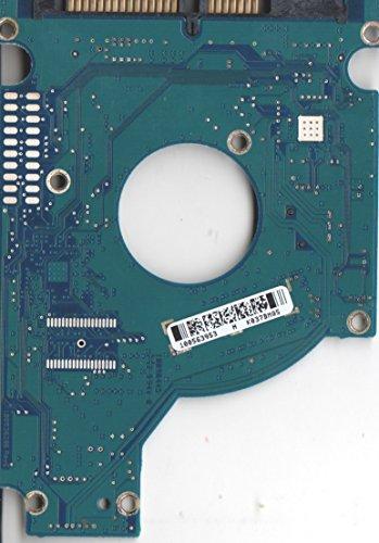 ST9500423AS, 9RT143-033, 0005DEM1, 100563953 H, Seagate SATA 2.5 PCB