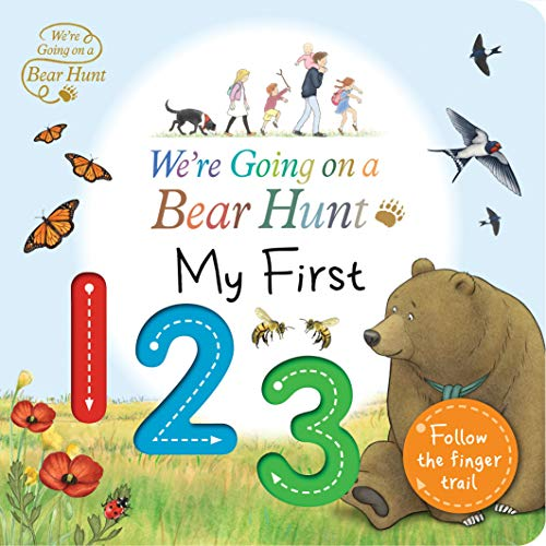 going on a bear hunt board book - 4