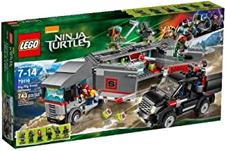 The Lego Movie Teenage Mutant Ninja Turtles