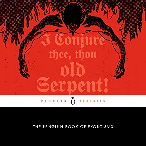 The Penguin Book of Exorcisms cover art