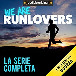 We are Runlovers. La serie completa copertina