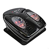 Daiwa Felicity Foot Vibration Massager for Blood Circulation with Infrared Heat...