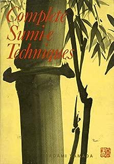 Complete Sumi-e Techniques