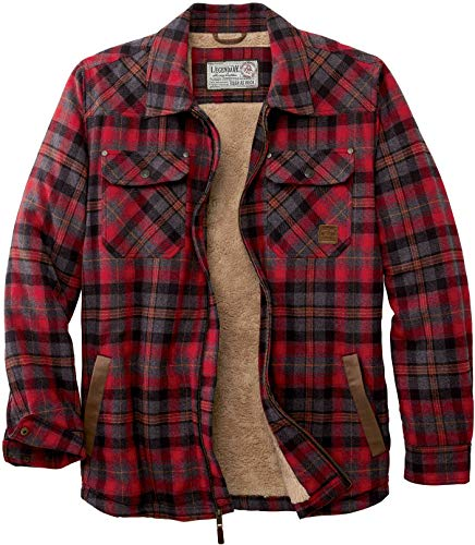 Best legendary whitetails shirt jacket