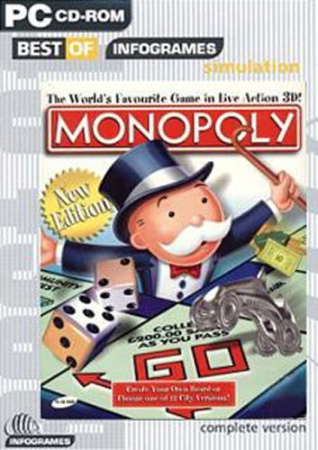 Monopoly Best of Infogrames