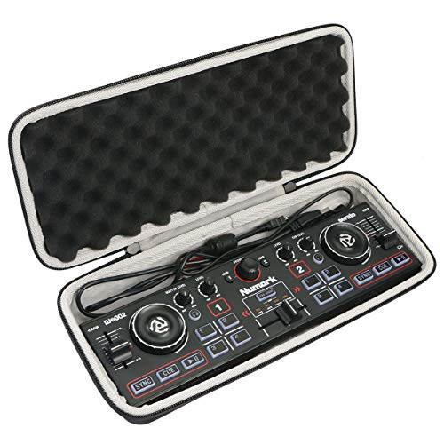 Learn More About Khanka Hard Travel Case Replacement for Numark DJ2GO2 Touch Pocket DJ Controller