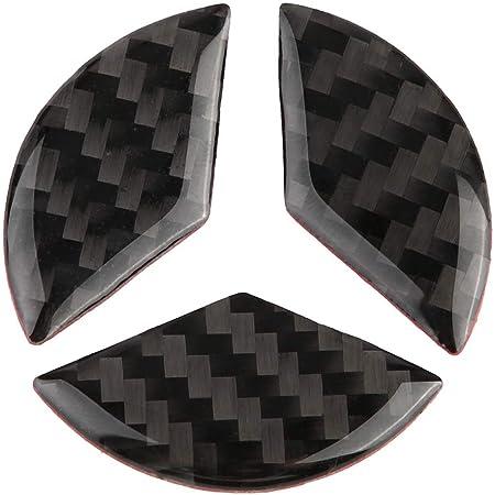Diyucar Carbon Fiber Style Abs Auto Schaltkopf Trim Aufkleber Für Benz C Klasse W204 E W212 Glk X204 Cls W218 A G Klasse Auto