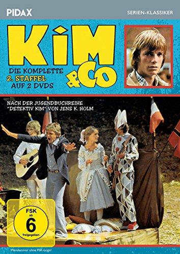 Kim & Co, Vol. 2 / Weitere 13 Folgen der Kultserie (Pidax Serien-Klassiker) [2 DVDs]