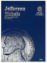 Jefferson Nickels Folder 1962-1995 (Official Whitman Coin Folder)