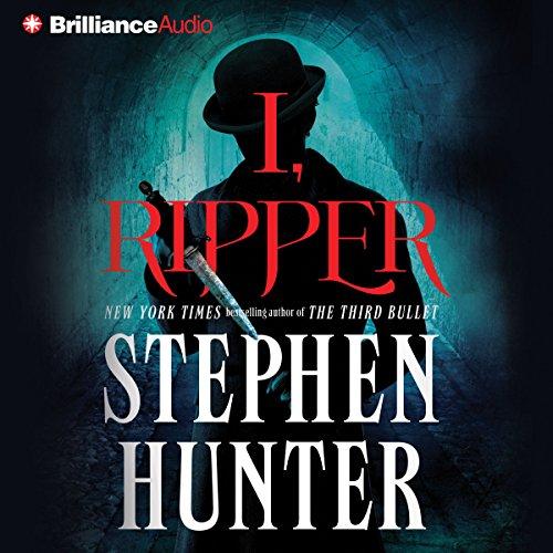 I, Ripper cover art