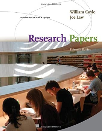 Research Papers by William Coyle (2009-06-10)
