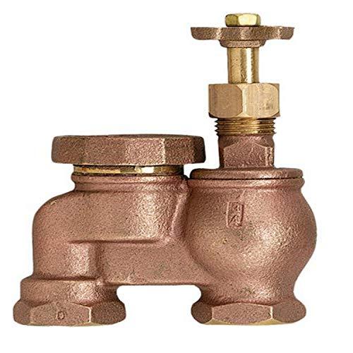 Orbit Sprinkler System 3/4-Inch Brass Anti-Siphon Control...