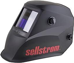 Sellstrom Lightweight, Ergonomic Design, Nylon, Blue Lens Technology, All-Day Comfort,..