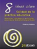 8 Ideas Clave. Calidad de la práctica educativa. Referentes,...