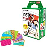 Fujifilm Instax Mini Instant Film for Instant Mini Camera (20 Total...