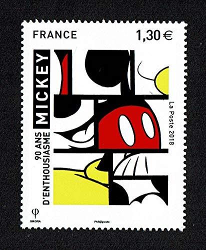 LaVecchiaScatola 2018 Francia Mickey Mouse Disney 90° Anniversario