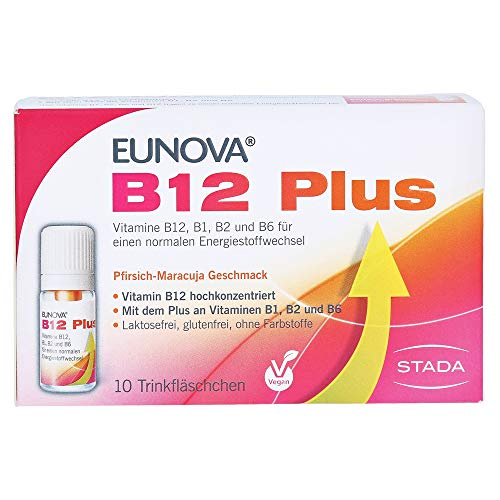 STADA Consumer Health Deutschland Eunova B12 Plus, 10 Stück