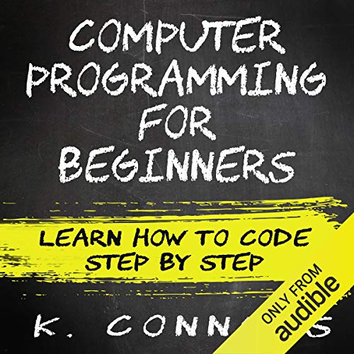 Computer Programming for Beginners  By  cover art