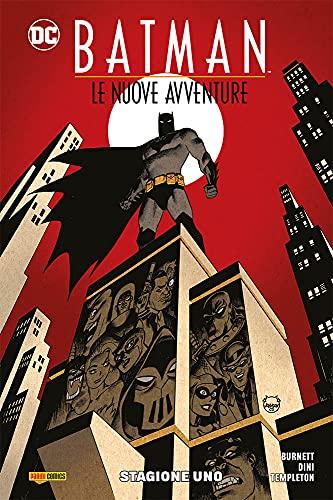 Le nuove avventure. Batman. Stagione uno