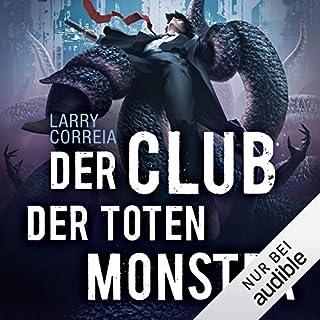 Der Club der toten Monster Titelbild