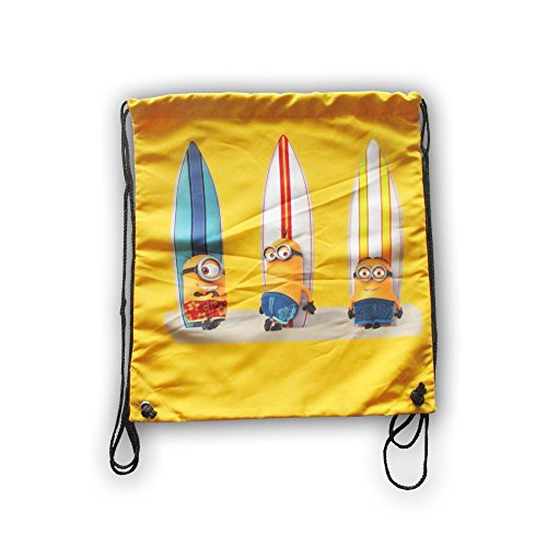 Promo-Dis Minions Stringbag Skateboard