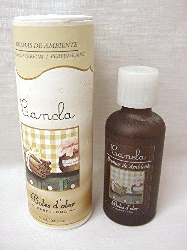 Recambio Brumas de Ambiente Esencia Aceite Perfumado Boles de Olor Boles D'Olor Canela