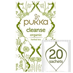 Cleanse tea is a unique blend of cleansing herbs with fantastic purifying properties Nettle leaf and dandelion root cleanse and nourish the skin Fennel seed and peppermint leaf add a delightfully sweet flavour Aloe Vera juice and licorice root are re...