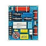 HiFi 350 W Tablero divisor de frecuencia de 3 vías Herramienta KTV Divisor de frecuencia Módulo DIY Crossover Altavoz Filtro de audio