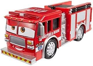 Disney Disney Pixar Cars 3 Red Firetruck Metal Tiny Lugsworth Diecast Toy Car Lightning McQueen Car Toys Gifts for Children CAR 3