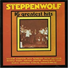 Mejor Steppenwolf 16 Greatest Hits