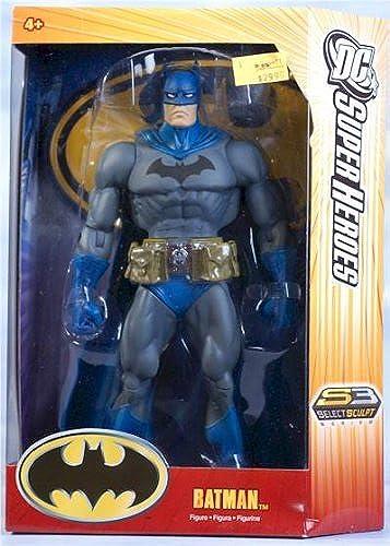 Batman 12  Super Heroes S3 LECT Sculpt Series