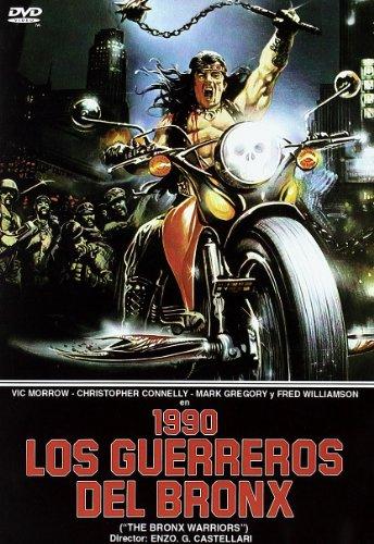 1990: Los Guerreros Del Bronx [DVD]