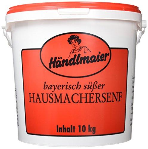 Händlmaier's Hausmachersenf süß Eimer, 1er Pack (1 x 10 kg)