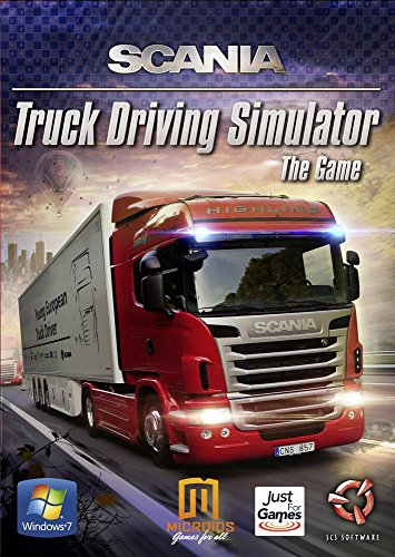 Scania Truck Driving Simulator - PC DVD-ROM - French