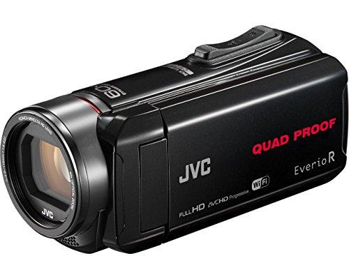 JVC GZ-RX645BEK Quad Proof Full HD Camcorder - Bl