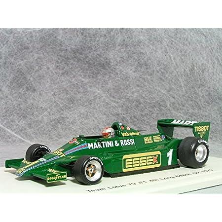 1/43 ロータス 〓 79 / M.アンドレッティー 1979 年 ロングビーチGP 〓 Lotus