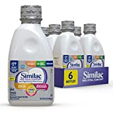 Similac Pro-Total Comfort Infant Formula with Iron, 6 Count, Gentle,...