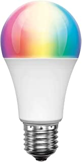 Brilliant Smart: WiFi LED Smart Light Bulb - RGB