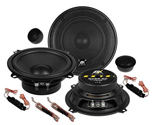 ESX SXE5.2C - 13 cm Komponenten-Lautsprecher mit 160 Watt (RMS: 80 Watt)