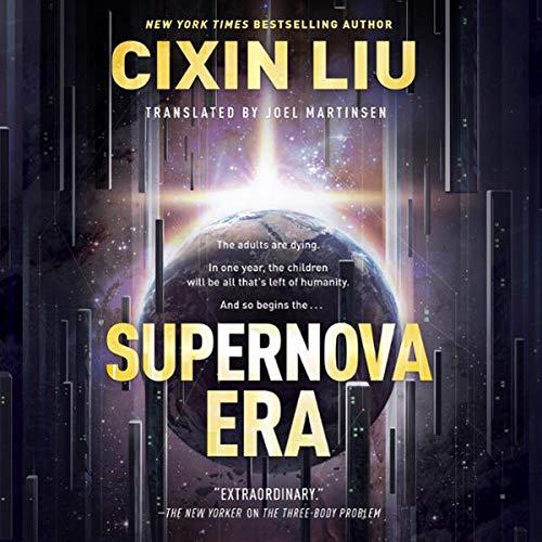 Supernova Era cover art