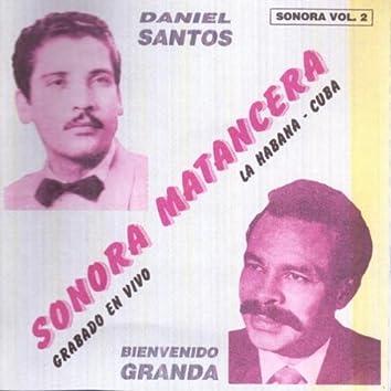 Sonora Matancera Vol. 2 - Grabado En Vivo La Habana Cuba