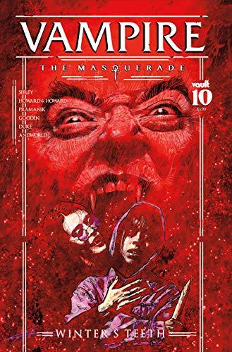 Vampire: The Masquerade #10 (Vampire The Masquerade: Winter's Teeth) (English Edition)